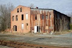 Corrugated Building, Appomattox