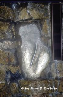 Saintes-Maries-de-la-Mer [F], 2000, il pellegrinaggio dei Gitani.