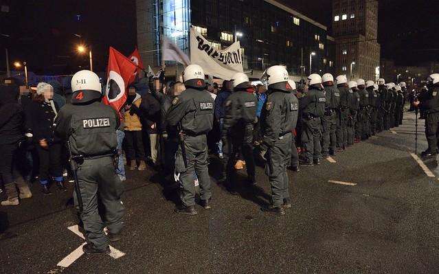 30.01.2015 - LEGIDA Leipzig