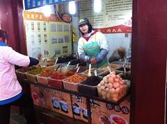 Qibao, légumes au vinaigre