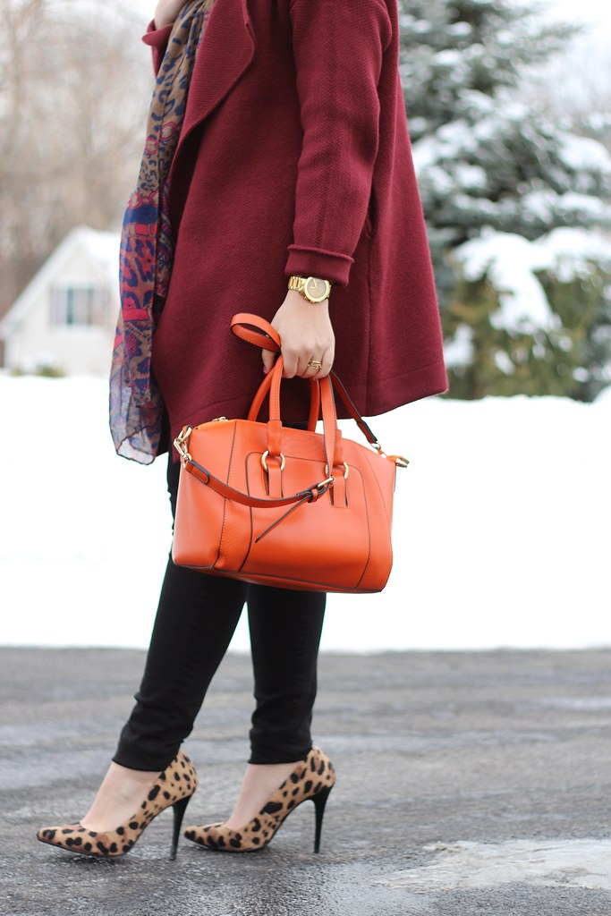 Marsala | Fashion | #LivingAfterMidnite