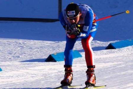 Lepší vozembouch tady než na mistrovství světa, řekl Bauer po pádu v Oestersundu
