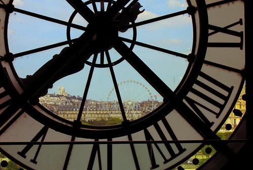Clock - Musee D'orsay