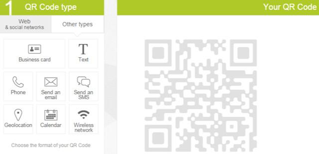 Design QR Code generator - Free - Unitag