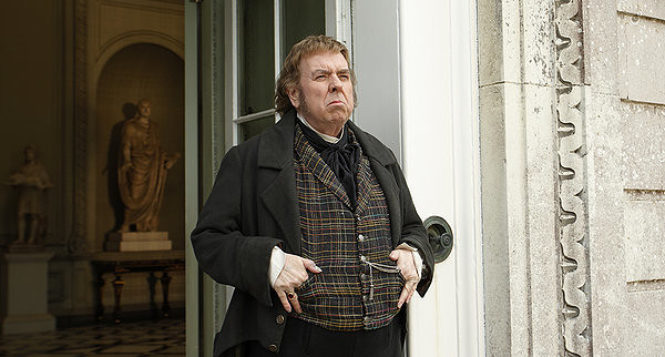 Timothy Spall frowns and squints his way through MR. TURNER.