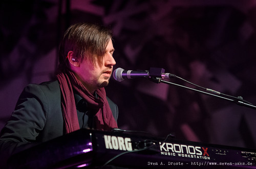 Arne Augustin / Andreas Bourani & Band (SAD_20150119_NKN7296)
