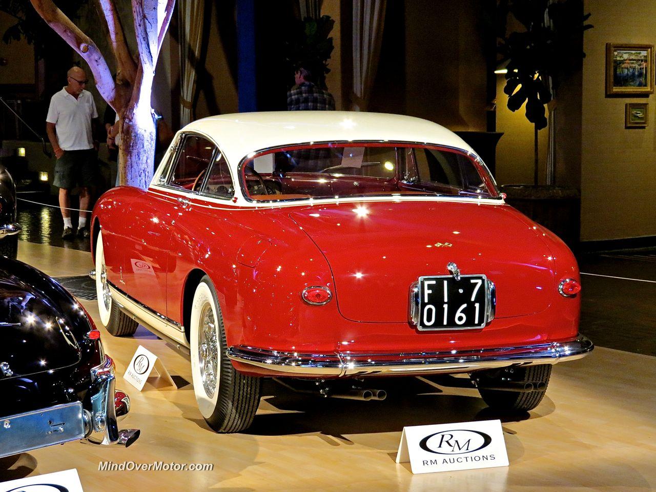 1953 Ferrari 250 Europa Coupe 6