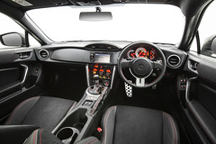 automobile(1.0), toyota 86(1.0), vehicle(1.0), performance car(1.0), automotive design(1.0), steering wheel(1.0), land vehicle(1.0),