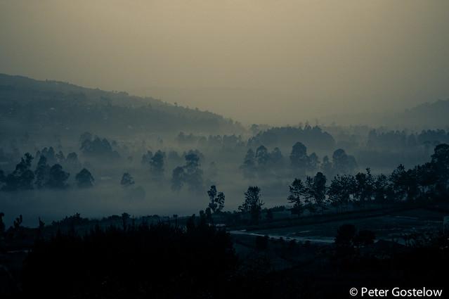 Kabale at dawn