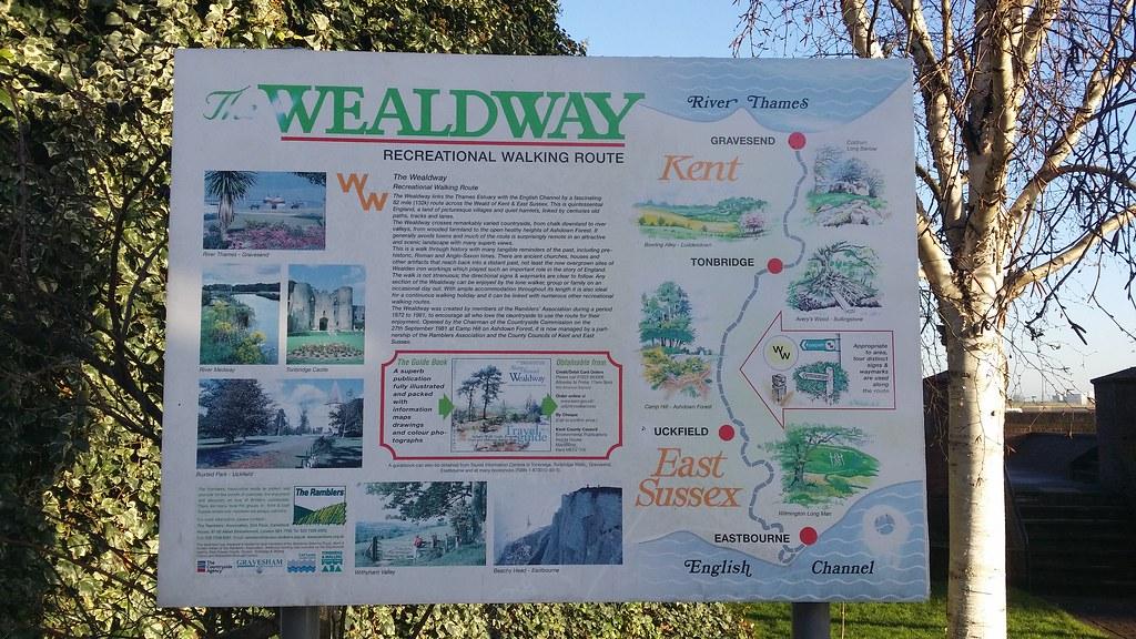 Wealdway start board #sh #Wealdway
