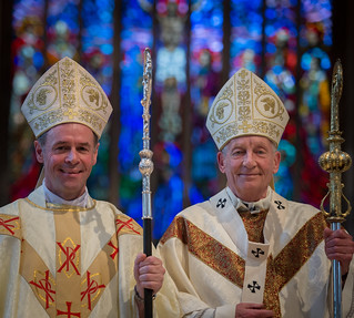 Episcopal Ordination Fr Paul Mason as Auxiliary Bishop of Southwark