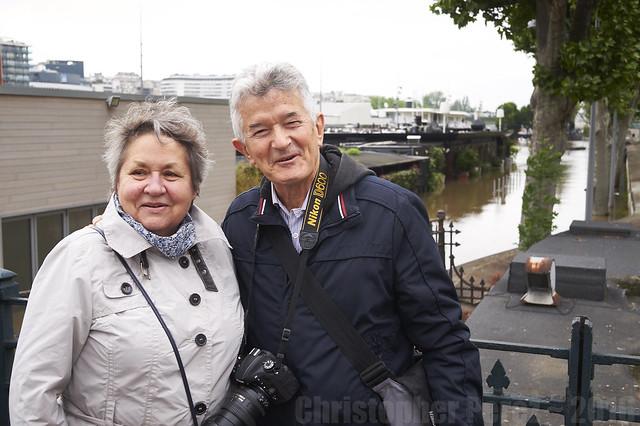 Paris ~ Seine flooded ~ 2016