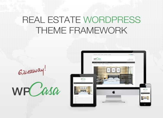 WPCasa v1.3.9 - WordPress Real Estate And Manage Property Listings Themes