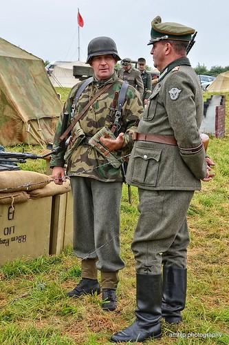 Frontline Sedgefield 1940's Weekend