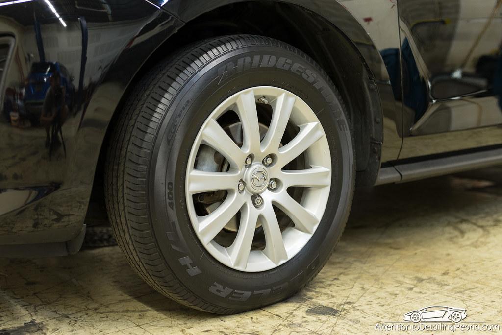 ATD | Gtechniq tire and trim