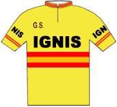 Ignis - Giro d'Italia 1957