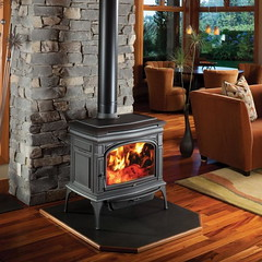 Ideas for Heating a Two-Story Home with Wood Stove