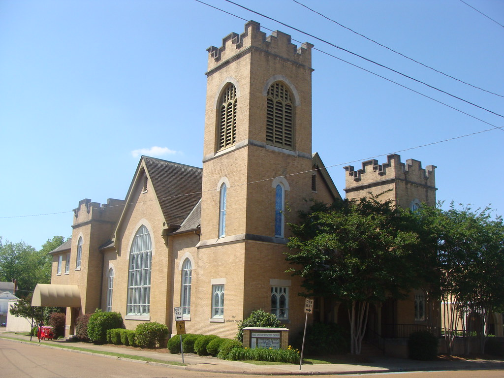 First United Methodist Church---Yazoo City, Ms.