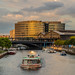 Evening on the River Spree
