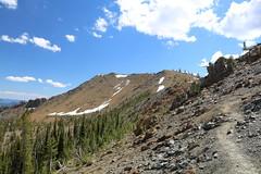 Iron Peak Backpack via Beverly Turnpike Trail