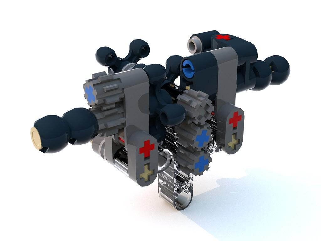 Ekimu's Gearbox - UG-1 Variant