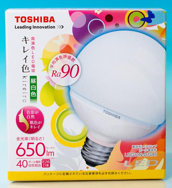 レビュー フィギュアクラスタで話題の東芝LED電球「キレイ色」で撮影してみよう!