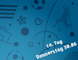 14. Tag - Donnerstag 30.06