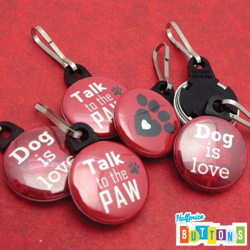 talk_to_the_paw by Sign Factory / Half Price Buttons