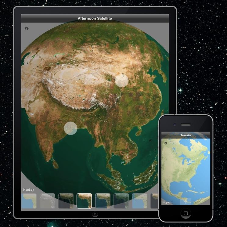 MapBox Earth
