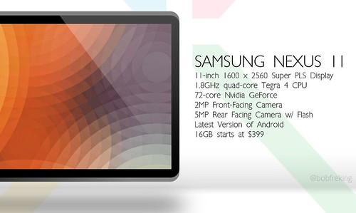 Samsung Nexus 11
