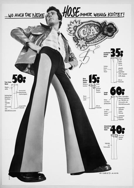 C & A Anzeige von 1974