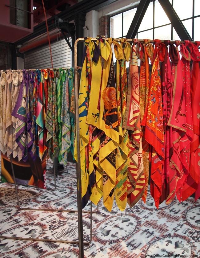 9999 silk scarfs