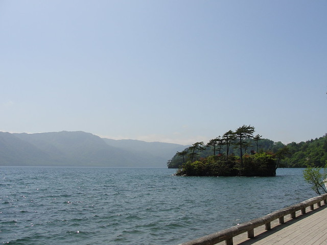 Yasumiya shoreline
