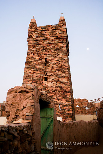 africa city sahara town dunes mosque mauritania mauretania chinguetti adrar