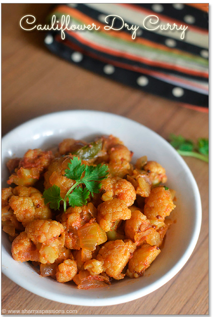 Gobi Dry Curry