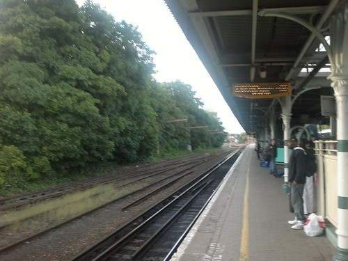 GWUK #775 Platform 1, Redhill Station, Surrey