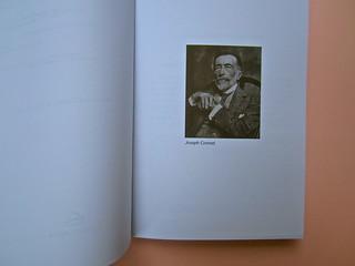 Joseph Conrad, Suspence. il canneto editore 2013. progetto grafico di Paroledavendere, Art Director: Camilla Salvago Raggi. Pag. 4 (part.), 1