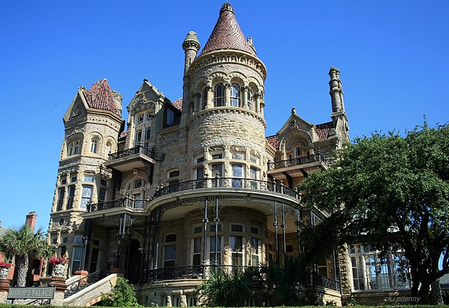 Bishops Palace, Galveston, Texas