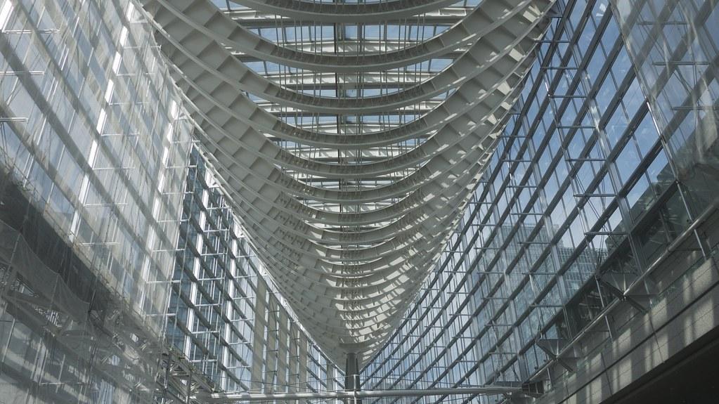 Tokyo International Forum Hull