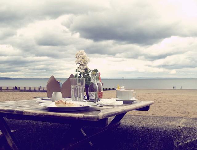 The Beach House - Terraza