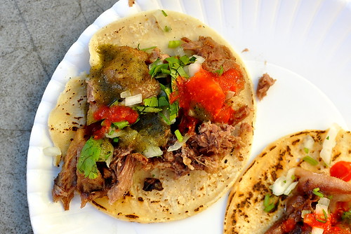Carnitas at Central and Slauson - Los Angeles