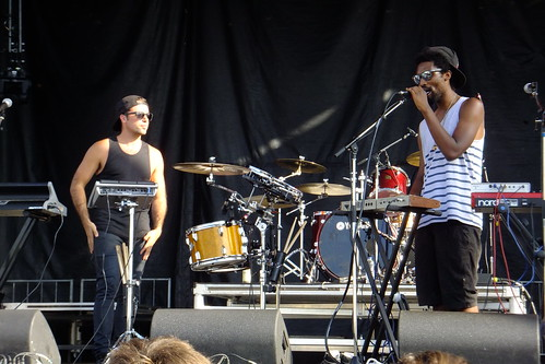 The Knocks at Ottawa Bluesfest 2013