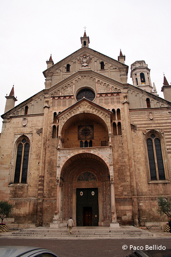 Duomo de Verona. © Paco Bellido, 2006