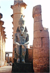 Karnak Temple Guard or King