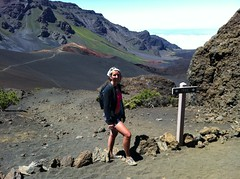 Haleakalā National Park - Sliding Sands Trail - Keoneheehee