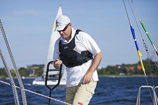 Canadian Team, Skipper Peter Wickwire