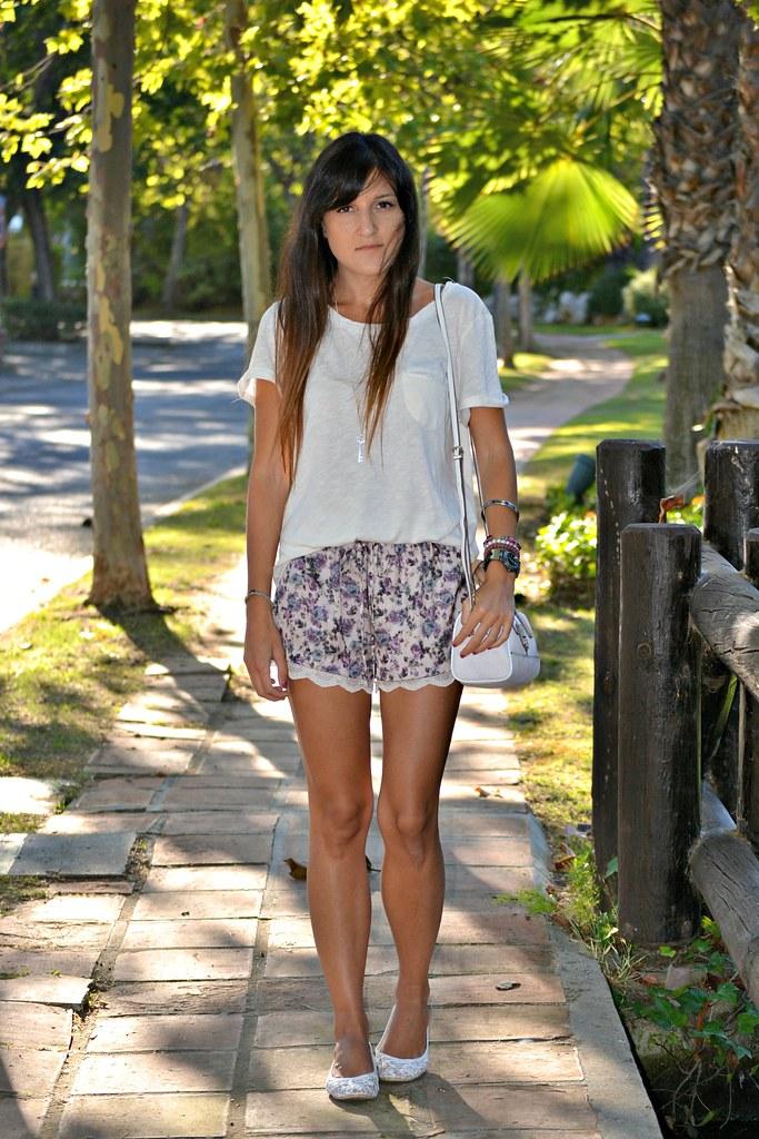 zara shorts 4