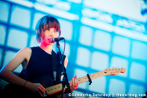 Daughter @ Hollywood Forever Cemetery, LA 8/11/13