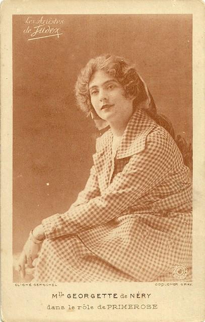 Georgette de Néry(s) in La nouvelle mission de Judex