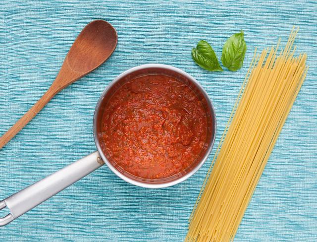 Oven Roasted Creamy Cherry Tomato SauceIMG_4782